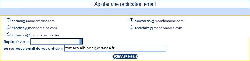 IcoAdmin_email_réplication : Ecran 2