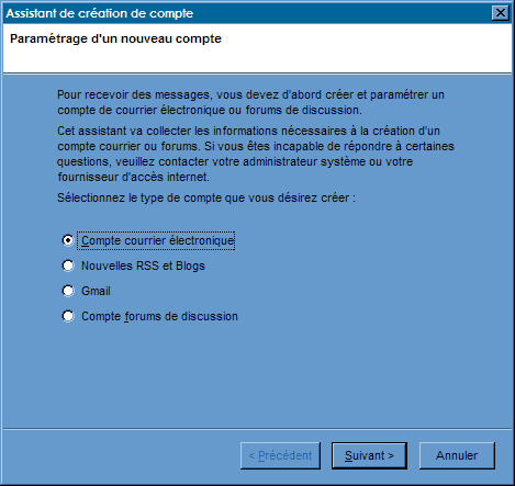 Configuration_Thunderbird 2.0 : Ecran 4