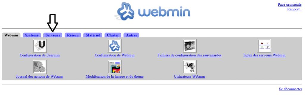 webMin_accueil
